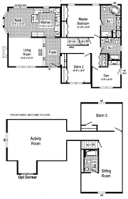 1 Bedroom Modular Homes Floor Plans by 137 Best House Plans Images On Pinterest Dream House Plans