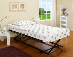 bedroom furniture metal full size daybed with trundle decor with