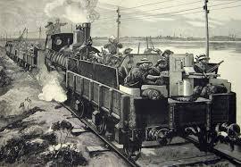 steam trains were 19th century super weapons u2013 war is boring u2013 medium