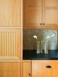 Green Tile Backsplash by I Like This Quartz Countertop Caesarstone Soft Black Dark