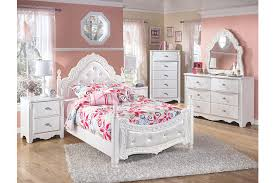 Ashley Furniture Bedroom by Exquisite Full Poster Bed Ashley Furniture Homestore