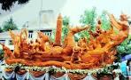 113 ปี งานประเพณีแห่เทียนเข้าพรรษาอุบลราชธานี 2557 และเฉลิมฉลอง ...