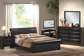 Bedroom Furniture For Sale by Bedroom Comfortable Black Leather Tufted Bed By Macys Bedroom