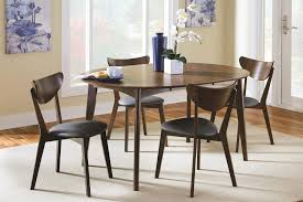 Mid Century Modern Dining Room Table And Chairs House Design Ideas - Century dining room tables