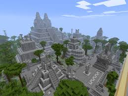 Minecraft New York Map Download by Temple Of The Sun And Moon By Archonoffate Minecraft Pinterest
