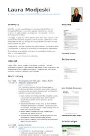 How To Make A Simple Job Resume by Public Relations Resume Samples Visualcv Resume Samples Database