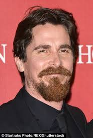 Bacteria found in BEARDS      could help develop new antibiotics     Daily Mail Christian Bale suits his facial hair