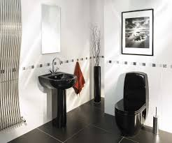 Bathroom Layouts Ideas Black And White Bathroom Design Pictures Black And White Bathroom