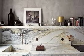Integrated Kitchen Sink - Marble kitchen sinks