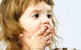 Como ensinar a criança a não falar palavrão