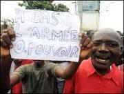 Junta militar da Guiné pede governo de união nacional