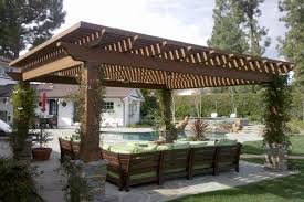 Custom Gazebo Kits by Pergola Roof Ideas What You Need To Know Shadefx Canopies