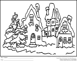 free christmas printable coloring pages 25 best ideas about