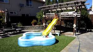 Cool Backyard Toys by Triyae Com U003d Best Backyard Pool For Toddlers Various Design