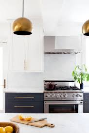 Kitchen Color Ideas With White Cabinets Best 25 Navy Kitchen Ideas On Pinterest Navy Kitchen Cabinets