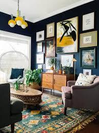 Home Interior Ideas Living Room by Best 25 Living Room Vintage Ideas On Pinterest Mid Century