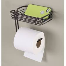 amazon com interdesign classico toilet paper holder home u0026 kitchen