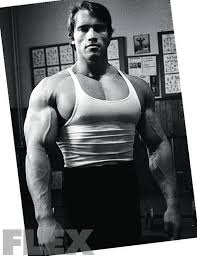 Arnold Schwarzenegger   training footage from      and RARE pics