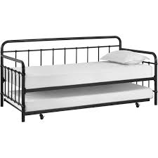better homes and gardens kelsey metal daybed u0026 trundle with a better homes and gardens kelsey metal daybed u0026 trundle with a set of 2 mattresses multiple