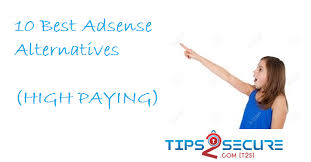 Top    Best Google AdSense Alternatives  High Paying