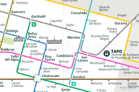 Mexico Cities Map by Mexico Archives Urban Map