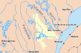 Betsiamites River