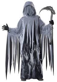 ghost writing book spirit halloween child soul taker costume