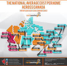 Hamilton Canada Map National Average Cost Of Housing Across Canada New 3 D