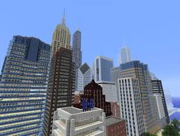 Minecraft New York Map Download by 10 Of The Best Minecraft Creations