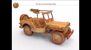 Plan Set Willys Jeep Wood Plan Set Youtube