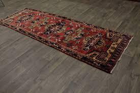 3x10 Rug Semi Antique Hallway Hand Knotted Goravan Persian Rug Oriental