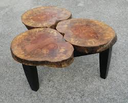 Coffee Tables For Sale by Furniture Winsome Tree Trunk Coffee Table With Unique Shapes For
