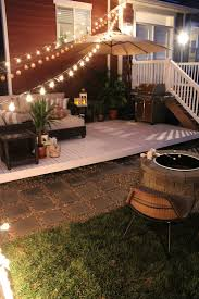Simple Covered Patio Designs by 25 Best Low Deck Ideas On Pinterest Low Deck Designs Backyard