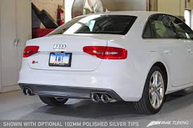 awe tuning b8 b8 5 audi s4 touring edition exhaust system for
