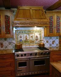 Painted Kitchen Backsplash Photos Making A Statement With Your Kitchen Backsplash Sanders Design Build