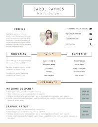 Create Online Resume For Free by Free Online Resume Maker Canva