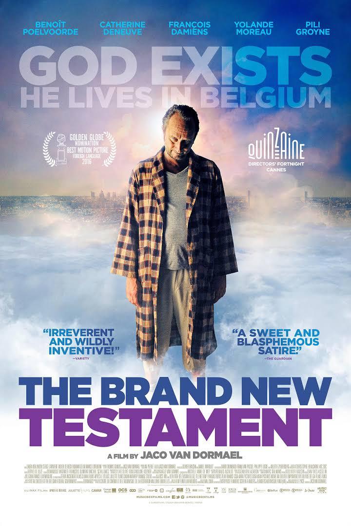 The Brand New Testament-Le tout nouveau testament