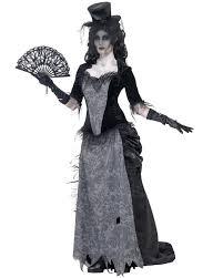 Undead Halloween Costumes Women U0027s Ghost Town Widow Costume Goth Gothic Undead Horror Movie