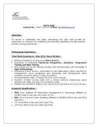 Resume For Nanny Job by Ekta Resume Testing