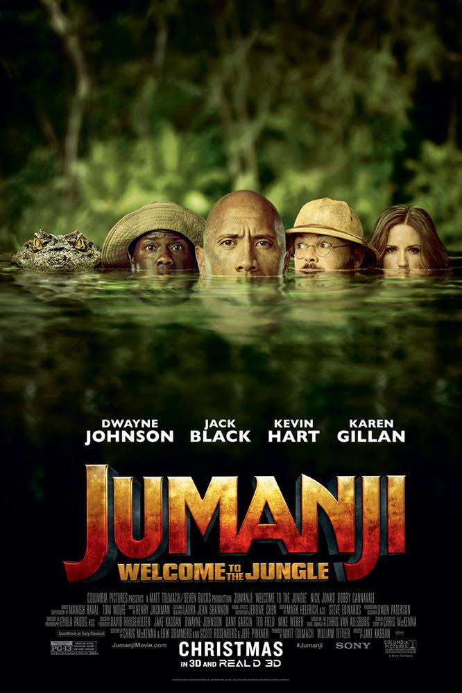 Jumanji: Welcome to the Jungle-Jumanji: Welcome to the Jungle