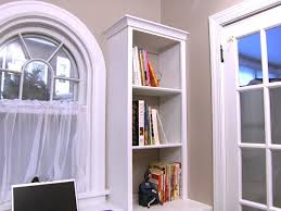 White Bookcase With Drawers by How To Build A Bookcase How Tos Diy