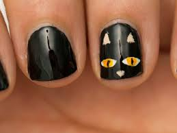 34 cute simple halloween nail designs pics fashion