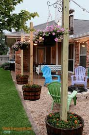 cheap and easy diy home decor projects backyard yards and gardens