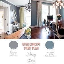 Kitchen Living Room Open Floor Plan Paint Colors How To Pick Colors For An Open Floor Plan Three Approaches