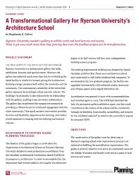 Case study journal article   V  rt nya Hus Sample of pages from a FASS journal produced with Typefi