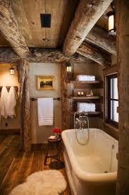 best 25 log cabin bathrooms ideas on pinterest cabin bathrooms rustic elegance re defined in a big sky mountain retreat