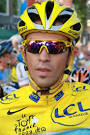 Alberto Contador waits patiently for proceedings to kick off in ... - alberto_contador_6_600
