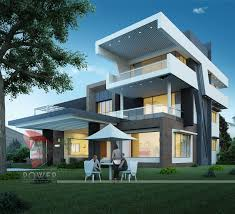 Contemporary Style House Plans Modern Home Design October 2012