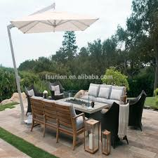 Patio Umbrella Side Table by Side Pole Parasol Side Pole Parasol Suppliers And Manufacturers