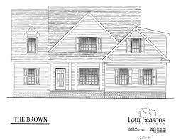 House For Plans by The Brown Four Seasons Contractors 252 462 0022 Nashville